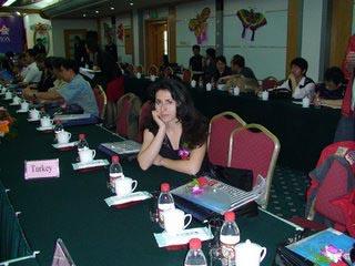 Elif Zaman Weifang Uçurtma Festivali'nde